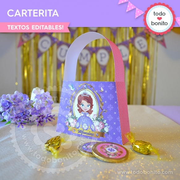 Kit Fofucha Princesa - mitiendadearte.com