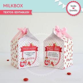 Matryoshka: milkbox