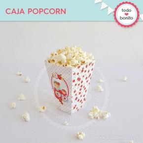 Matryoshka: cajita popcorn
