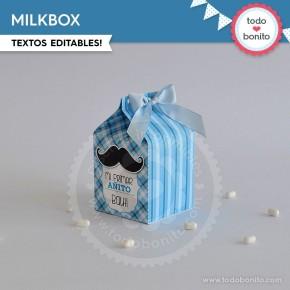 Bigotes: milkbox