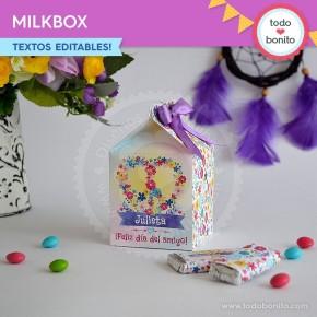 Amor y Paz: milkbox